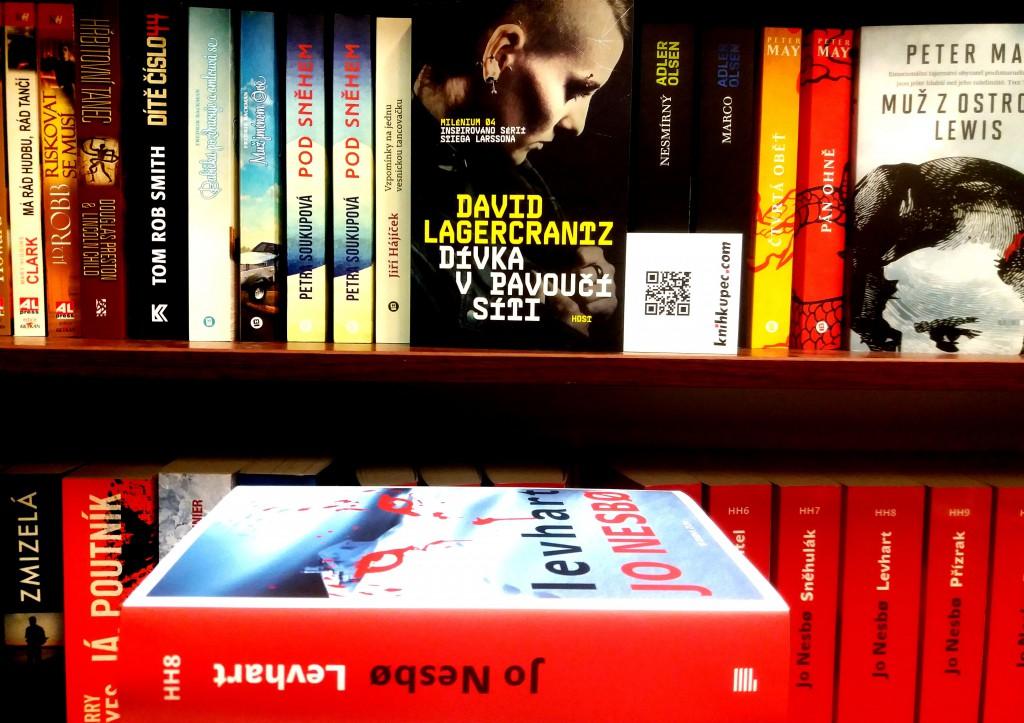Knihy v obchodě knihkupec.com