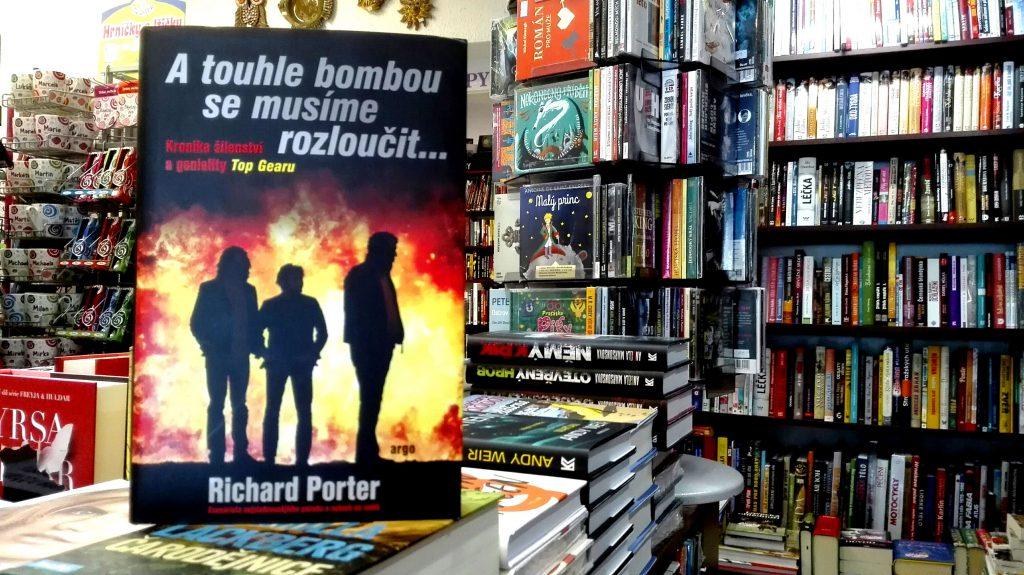 Richard Porter - A touhle bombou se musíme rozloučit